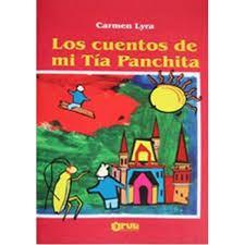 Carátula roja de libro con dibujo